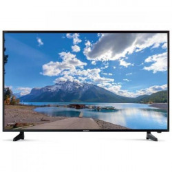 "LC-40UH7252E TV 40"" SHARP ITALIA BLACK 4K SMART 3HDMI VESA DVBT2 DVBS2 40AJ2E 4974019124186 SHARP"