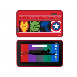 "MID7388R-AV TABLET ESTAR 7"" HD HERO AVENGERS QC/AND7.1/1GB/8GB/WIFI SILICON 5297388112233 ESTAR"