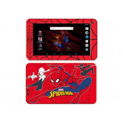 "MID7388R-SM TABLET ESTAR 7"" HD HERO SPIDERMAN QC/AND7.1/1GB/8GB/WIFI SILICON 5297388312213 ESTAR"