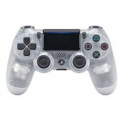9868361 DUALSHOCK 4 CRYSTAL PS4 V2 CONTROLLER PAD 711719868361 SONY