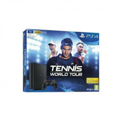 9409373 SONY PLAYSTATION 4 SLIM 1 TERA PS4 + TENNIS WORLD TOUR 711719409373 SONY