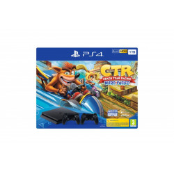 9936909 SONY PLAYSTATION 4 1TB CRASH TEAM RACING + 2 DS4 CONTROLLER PS4 711719936909 SONY