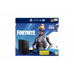 9941705 SONY PLAYSTATION PRO 1TB GAMMA BLAC K PS4 + FORTNITE 711719941705 SONY