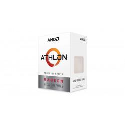 CPU AMD ATHLON 3000G AM4 3,5GHZ 2CORE BOX 4MB 64BIT 35W