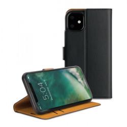 CUSTODIA IPHONE 11  WALLET BLACK 2019