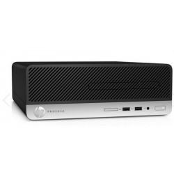 PC I3-9100 8GB 256SSD W10P HP PRODESK 400 G6 SFF