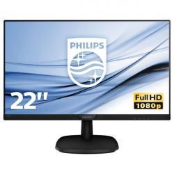 """MON 21,5""""IPS VGA HDMI VESA MM PHILIPS 223V7QHAB/00 4MS"""
