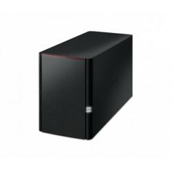 NAS BUFFALO 2TB LINKSTATION 220 2X1 TB 1XGIGABIT RAID 0/1