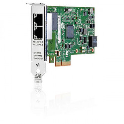 SCHEDA HP ETHERNET 1GB 2P 361T ADAP TER-INCH SC MID