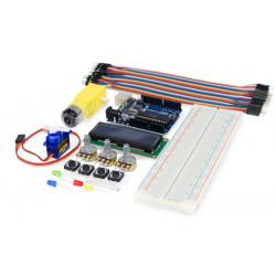 EBOTICS BUILD & CODE BASIC ELECTRONIC AND PROGRAMMING KIT