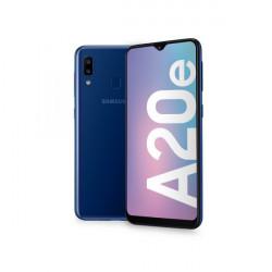 "SMARTPHONE SAMSUNG GALAXY A20E 5,8"" BLUE 32GB+3GB DUAL SIM ITA"