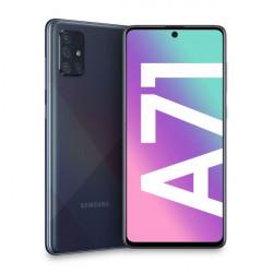 """SMARTPHONE SAMSUNG GALAXY A71 6,7"""" BLACK 128GB+6GB DUAL SIM"""
