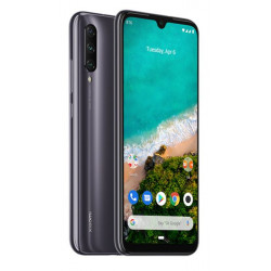 "SMARTPHONE XIAOMI MI A3 6"" GREY 64GB+4GB DUAL SIM ITALIA"
