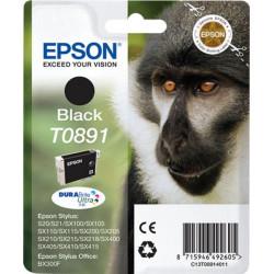 INK EPSON NERO STYLUS S20/SX100/SX 105/SX200/SX205/SX400/SX400WIFI