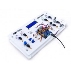 EBOTICS MINI LAB ELECTRONIC & PROGR AMMING KIT WITH MULTIPLE COMPONENTS