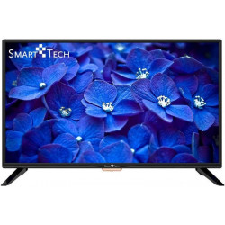 "TV 32"" SMARTECH HD READY 3000:1 DVB T2/C/S- 3X HDMI,VGA,H265"