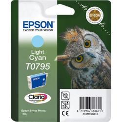 INK EPSON T0795 CIANO CHIARO PER STYLUS PHOTO 1400 660PG