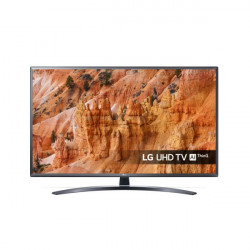 "TV 55"" LG UHD 4K SMART PIEDE CENTRA WIFI 3XHDMI DVB-T2 DVB-S2 HDR AI"