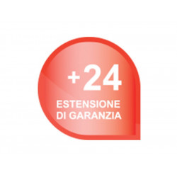 ESTENSIONE DI GARANZIA ON CENTER 24 PER ALTRI 24MESI SENZA FRANCHIGIA