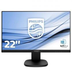 "MON 21,5""IPS HDMI VGA PIVOT INCLIN PHILIPS 223S7EHMB/00 MM"