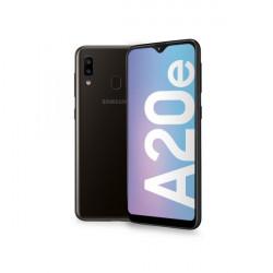 "SMARTPHONE SAMSUNG GALAXY A20E 5,8"" BLACK 32GB+3GB DUAL SIM OPERATORE"