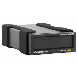 BACKUP DRIVE RDX ESTERNO USB3 + 2TB BLACK SW WINBKP APPLETIME TANDBERG