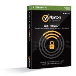 WI-FI PRIVACY 1U 1Y NORTON