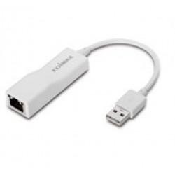 CONVERTITORE USB2 TO FAST ETHERNET 10/100 CON CAVO