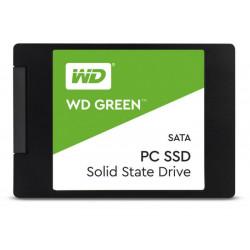 SSD 2,5 240GB SATA3 GREEN WD 540/465MBS 6000MBIT