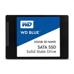 SSD 2,5 250GB SATA3 BLUE WD NO KIT INSTAL. NEW
