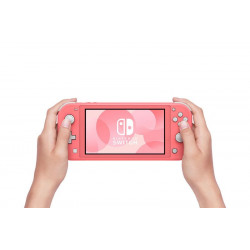 NINTENDO SWITCH LITE CORALLO NEW