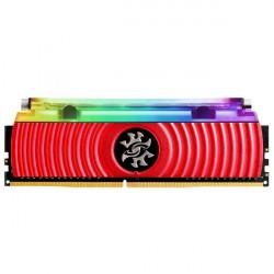 DDR4 16GB 3600 MHZ XPG SPECTRIX D80 2X8GB CL18 RGB LIQUID COOLED RED