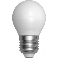 LAMPADINA LED SKYL E27 5W 6400K 220V GLOBO SMOOTH 480 LUMEN
