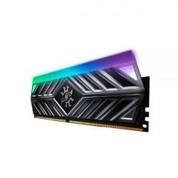DDR4 16GB 3200 MHZ XPG SPECTRIX D41 2X8GB CL18 RGB LED STRIP TITANIUM