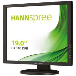 """MON 19""""LED MM VGA DVI-D 5:4 VESA HANNSPREE HX193DPB"""