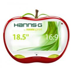 """MON 18,5""""LED MM VGA HDMI MELA VESA HANNSPREE HA195HPR 5MS"""