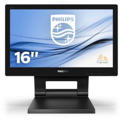 "MON TOUCH 15,6""TN VGA HDMI DP 10TOC DVI IP54 USB3.1 SMOOTHTOUCH 16:9"