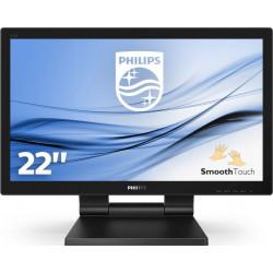"MON TOUCH 21,5""TN VGA HDMI DP 10TOC DVI IP54 USB3.1 SMOOTHTOUCH 16:9"