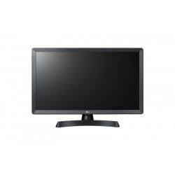 "TV MONITOR 23,6"" LG HD SMART INTERN ET HDMI VESA DVBT2 DVBS2"