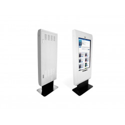 "TOTEM 42"" OUTDOOR FHD I3 4GB 320GB YASHI DY42401 TOUCH WIFI"