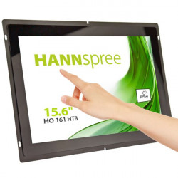 "MON TOUCH OF 15,6"" LED VGA HDMI USB HANNSPREE HO161HTB 16:9 800:1 30MS"