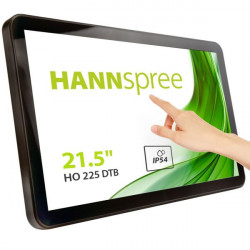 "MON TOUCH OF 21,5"" LED VGA DVI-D US HANNSPREE HO225DTB 16:9 3000:1 8MS"