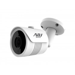 CAMERA BULLET 1080P 3,6MM WH IP66 IR25M WDR DC12V 4IN1 ADJ