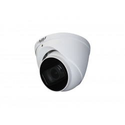 CAMERA DOME 1080P 2,7-12MM WH MOTORIZ. IP67 IR60M DC12V 4IN1 ADJ