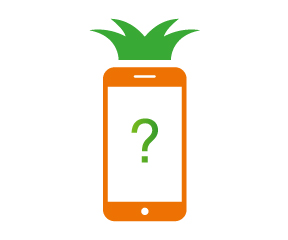 richiedi usato Pineapple