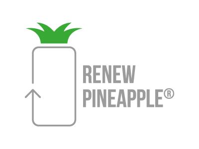 Renew Pineapple Logo